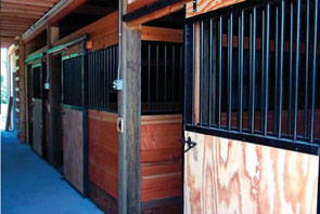 Horse Stall System